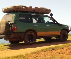 Self Driving and Road Trips Uganda