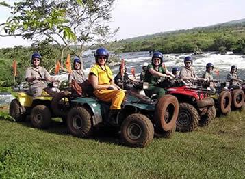 5 Days Honeymoon Tour in Uganda