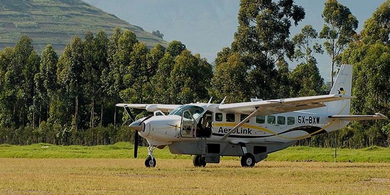 Flying Safaris Uganda