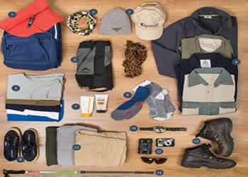 Safari Packing List to Uganda